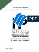 Auditoria Administrativa Hugo Castro 2008(1)