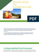 Rse en El Sector Minero en El Peru
