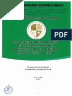 Reglamento Del Proceso de Contratación de Docentes 2018-I