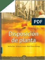 Disposicion de Planta Diaz Jarufe