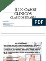 Los 100 Casos Clínicos recordados y típicos del ENARM