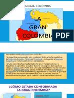 La Gran Colombia (1)