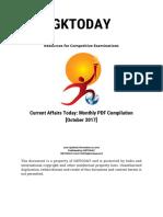 gktoday october 2017 pdf