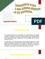 Diapos de Riesgo Sismico en Un Distrito.pptx