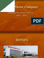 Honda Made