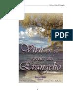 Jerry Cross VIVIR EN EL PODER DEL EVANGELIO version final.doc