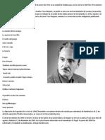 José María Arguedas Altamirano nació el 18 de enero de 1911 en la ciudad de Andahuaylas.docx