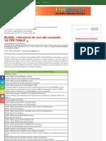 Alter Table_ Ejemplos de Uso