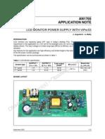 Lcd Monitor Power Supply 9940