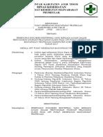 KRITERIA 9.2.2 EP 3 SK Penetapan Dokumen Eksternal Sebagai Acuan Penyusunan Standar Layanan Klinis