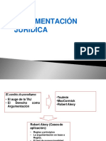 ARGUMENTACION JURIDICA 2