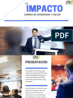 Curso Presentaciones de Alto Impacto en Las Capacitaciones de Seguridad y Salud en El Trabajo