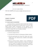 Nota de Aula 03 Dir Civil IV 2017.1