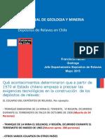 Presentacion SNGM MAYO 2015 Francisca FalcónCOPIAPÓ
