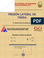 Presión Lateral de Suelo (1)