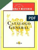 Biblioteca de Aventura y Misterio (Catálogo General)