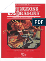 D&D - Set Basico - Manual Del Master LIMPIO