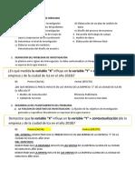 PROCESO DE LA INVESTIGACIÓN DE MERCADO
