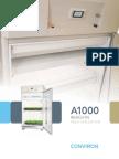 Spesifikasi Growth Chamber Conviron Model A1000