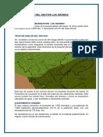 Ficha Resumen Del Sector Los Aromos