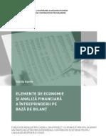Analiza Financiara a Intreprinderii