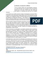 Lucas Alamán y La Eduación en México