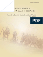 Karvy Private Wealth - India Wealth Report