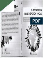 El diseño de la investigació social - Francisco Gomezjara (1975-reduced)-1