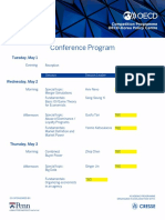 ICN-OECD Conference Program Draft - Comp Econ