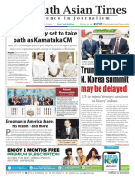 Vol.11 Issue 4 May 26-June 1, 2018