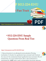 2018 HCNP-R&S Fast Track H12-224-ENU PDF