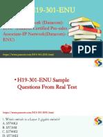2018 HCPA-IP Network (Datacom) H19-301-ENU PDF