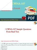 2018 Real CWNA Certification CWNA-107 PDF