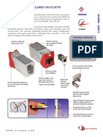 Siemon z Max 6a Shielded Outlets Spec Sheet