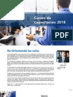 Catálogo de Cursos EQual 2018 LIE