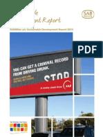 SabMiller Sustainable Development Report