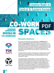 Coworking Report PIN Maps