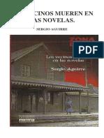 153476680 Aguirre Sergio Los Vecinos Mueren en en Las Novelas