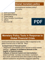 SEU413E-Class 11_Unconventional Monetary Policy - Students