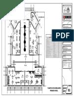 1-4 Plano de Mobiliario 1er Piso-model