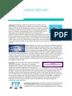 web authoring report