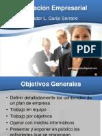 Presentación Proyecto Empresarial