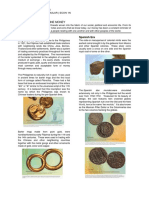 Evolution of Philippine Money