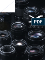 Fujin on Lens Brochure