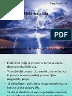 Elektricna Sila