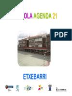 Eskola Agenda 21 2010-Etxebarri