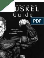Muskel-Guide - Gezieltes Krafttraining