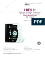 Manual rele MIFIIN