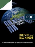 Insight Into Iso44001