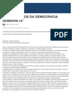 Instrumentos Da Democracia Semidireta - Jus.com